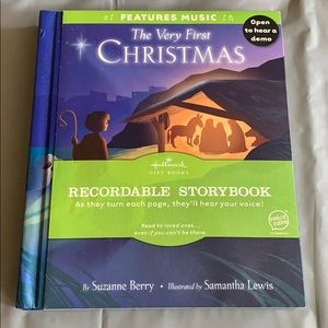 The Very First Christmas Recordable Storybook